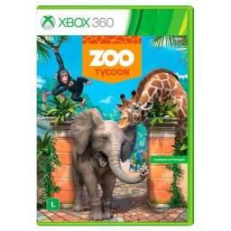 Jogo Zoo Tycoon Xbox360, usado comprar usado  Morungava, Gravataí