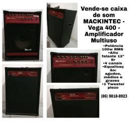 Caixa de som Mackintec - Vega 400