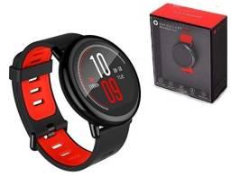 Smartwatch Xiaomi Amazfit Pace + Película + Case em Silicone - Versão Global - Lacrado
