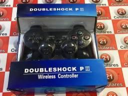 Controle Playstation 3 Sem Fio / FRETE GRÁTIS!