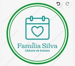 Chácara de Eventos-Família Silva