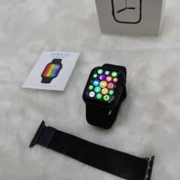 Relógio smartwatch w26 40mm preto/Branco