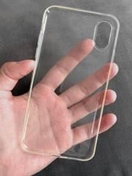 Capinha Transparente Nova - Iphone XS