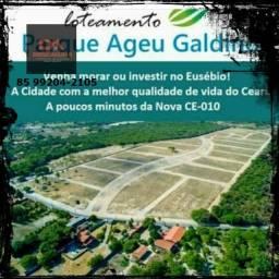 Título do anúncio: Lotes Parque Ageu Galdino no Eusébio #$%¨&