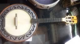 Banjo elétrico/Carlinhos Luthier