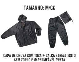 Capa de chuva street
