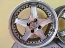 Jogo  de RODAS  liga leve da alumínio  aro 16....04 furos.....$ 1.200