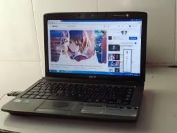 Notebook Acer  processador dual core