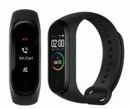 Smartband mi 4 novo (pulseira azul)