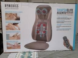 Cadeira Massagem Shiatsu Elite Homemedics