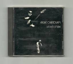 Título do anúncio: Cd - André Christovam - A Touch Of Glass - Usado