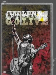 vd186 Dvd Lenny Kravitz - Just Let Go Live Original Lacrado