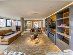 Título do anúncio: Apartamento com 04 suítes, 02 vagas de garagem, totalmente mobiliado!