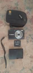 Título do anúncio: Câmera Fotográfica Canon 16 pixels