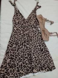 Vestido ideal para gestante