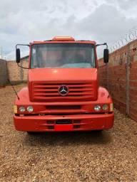 Caminhão L 1620 98 Mercedes-Benz caçamba truck 6x2