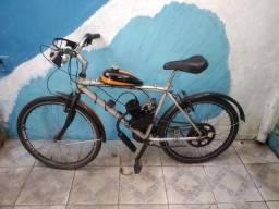 Bicicleta Motorizada 80 Cc (3,2 Hps)