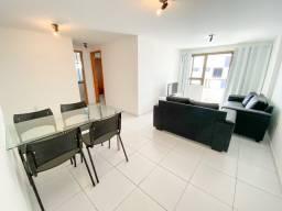 Apartamento com 2 Quartos Mobiliado em Boa Viagem - Lazer na Cobertura