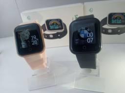 Smartwatch D20 resistente a água várias funções ( temos tele entrega) Ac cartão