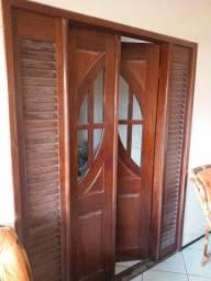 Jogo de portas e janelas de primeira