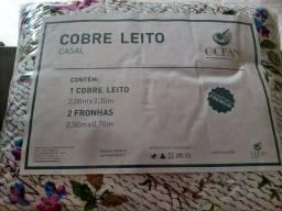 COBRE LEITO CASAL OCEAN HOME
