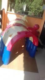 Túnel de brinquedo Fresco
