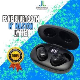 Título do anúncio: Fone Bluetooth H' Maston Pro Ly-112 (LACRADO)