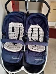 Título do anúncio: Carro bebê gêmeos