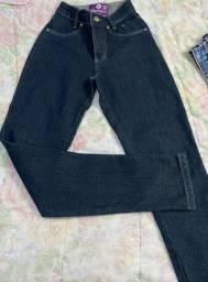 Calça skinny cintura super alta 38