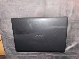 Título do anúncio:  Acer Tela de 14 polegadas processador e cinco com seis meses de garantiaNotebook