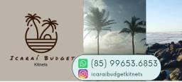 Título do anúncio: Apartamento Icarai, Kitnet,  Praia de Icaraí (Cumbuco)/Caucaia -CE