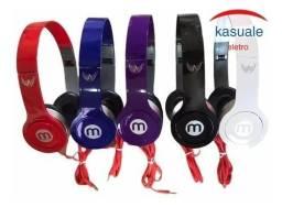 Fone Ouvido M Headphone Grande, R$35,00