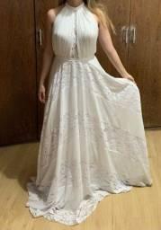 Vestido branco noiva novo