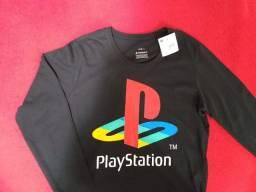 Camiseta Nova Play Station