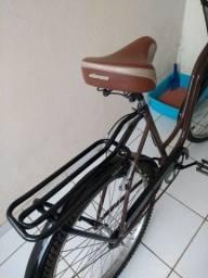 Título do anúncio: Vendo bicicleta feminina 400,00