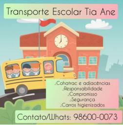 Transporte Escolar Cohatrac/Cohab
