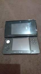 Nintendo 3DS Desbloqueado + Cartão SD 64 GB + Jogos + Brinde