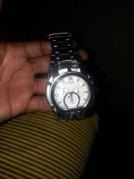 Relógio Invicta todo bom de inox original