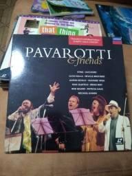 Laser Disco - Pavarotti & Friends