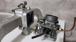 Carburador Original DFV 446 + Coletor