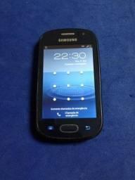 Samsung Galaxy Fame com camera frontal