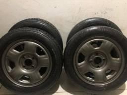 4 rodas 195/55 R15 furacão 4x108