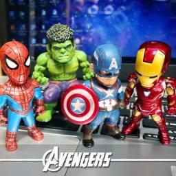 Bonecos Vingadores Marvel