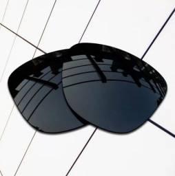 Lentes de reposição polarizadas óculos Oakley Frogskins em João Pessoa-PB.
