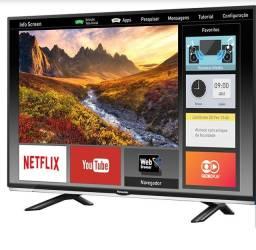 "Smart TV LED 40"" Panasonic Viera TC-40DS600B"