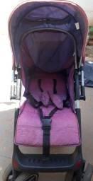 Título do anúncio: vendo carrinho de bebê  250 reais