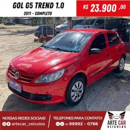 Gol G5 trend 1.0 completo 2011!!