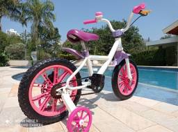 Título do anúncio: Bicicleta infantil aro 14 First Pro