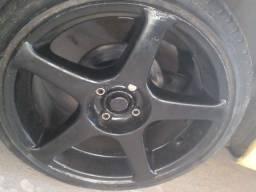 Aro 17 Troco por roda de ferro
