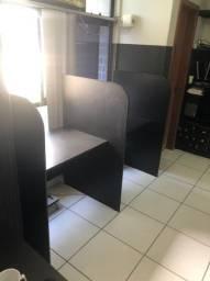 Mesa do tipo Baia